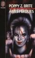 Couverture Âmes Perdues Editions J'ai Lu (Epouvante) 1996