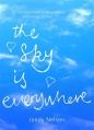 Couverture Le ciel est partout Editions Walker Books 2010