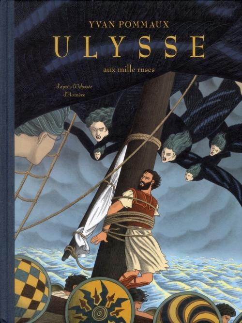 Couverture Ulysse aux mille ruses