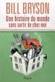 Couverture Une histoire du monde sans sortir de chez moi Editions Payot 2014