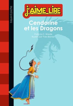 Couverture Cendorine et les dragons