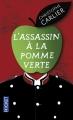 Couverture L'assassin à la pomme verte Editions Serge Safran 2014