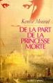 Couverture De la part de la princesse morte Editions Robert Laffont 1987