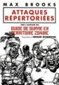 Couverture Attaques répertoriées Editions Calmann-Lévy (Fantasy) 2009