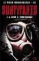 Couverture Le Virus Morningstar, tome 3 : Survivants Editions Eclipse (Horreur) 2013