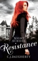 Couverture Night school, tome 4 : Résistance Editions Atom Books 2014