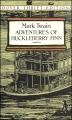 Couverture Les aventures d'Huckleberry Finn / Les aventures de Huckleberry Finn Editions Dover Thrift 1994