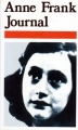 Couverture Le journal d'Anne Frank Editions Presses Pocket 1986