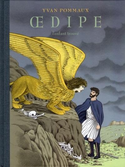 Couverture Oedipe : L'enfant trouvé
