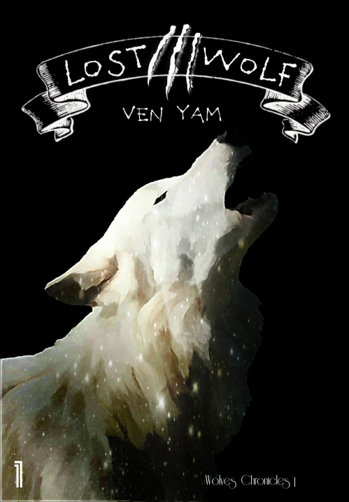 Couverture Wolves Chronicles, tome 1 : Lost Wolf