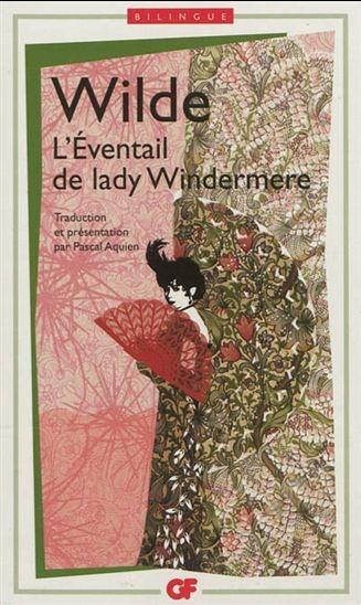 Couverture L'Éventail de Lady Windermere