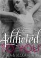 Couverture Addicted, book 1: Addicted To You Editions Autoédité 2013