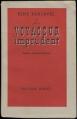 Couverture Le voyageur imprudent Editions Denoël 1943