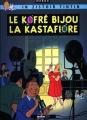 Couverture Les aventures de Tintin, tome 21 : Les Bijoux de la Castafiore Editions Epsilon (BD !) 2008
