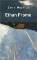 Couverture Ethan Frome Editions P.O.L 2014