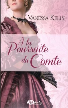 Couverture A la poursuite du comte