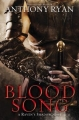 Couverture Blood Song, tome 1 : La voix du sang Editions Ace Books (Fantasy) 2013
