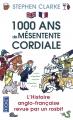 Couverture 1000 ans de mésentente cordiale Editions Pocket 2014