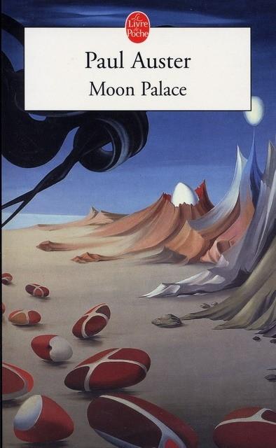 Couverture Moon Palace