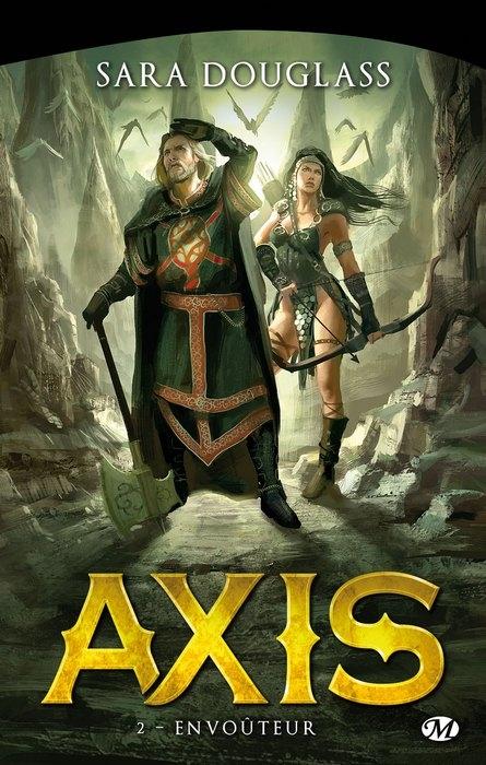 Couverture La trilogie d'Axis, tome 2 : Envoûteur