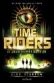 Couverture Time riders, tome 2 : Le jour du prédateur Editions Nathan 2012