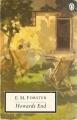 Couverture Howards End Editions Penguin books 2000