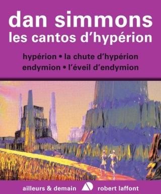 Couverture Les Cantos d'Hypérion, intégrale