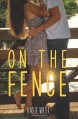 Couverture On the Fence Editions HarperTeen 2014