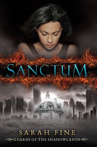 Couverture Guards of the Shadowlands, book 1 : Sanctum