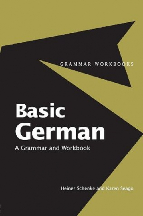 Couverture Basic German : A Grammar and Workbook