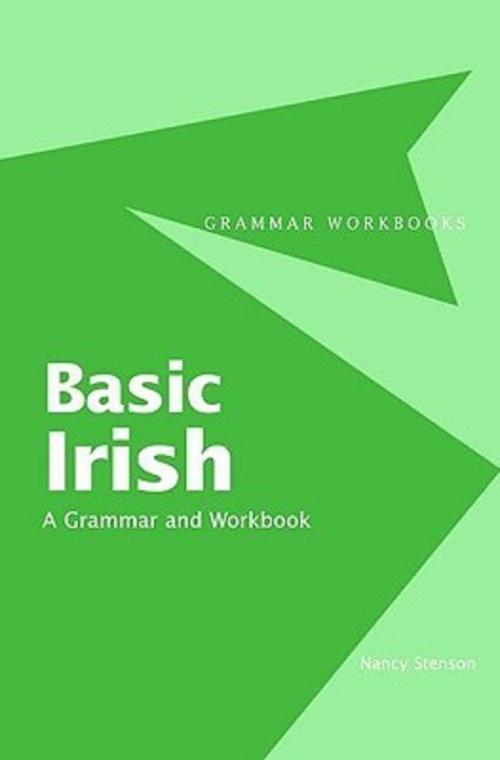 Couverture Basic Irish : A Grammar and Workbook