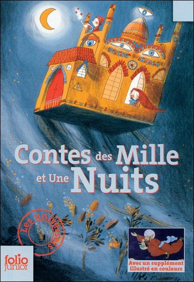 Couverture Contes des mille et une nuits