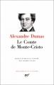 Couverture Le Comte de Monte-Cristo Editions Gallimard  (Bibliothèque de la pléiade) 1981