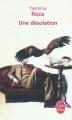 Couverture Une désolation Editions Le Livre de Poche 2001