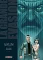 Couverture La grande évasion, tome 7 : Asylum Editions Delcourt (Conquistador) 2014