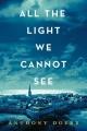 Couverture Toute la lumière que nous ne pouvons voir Editions Scribner 2014