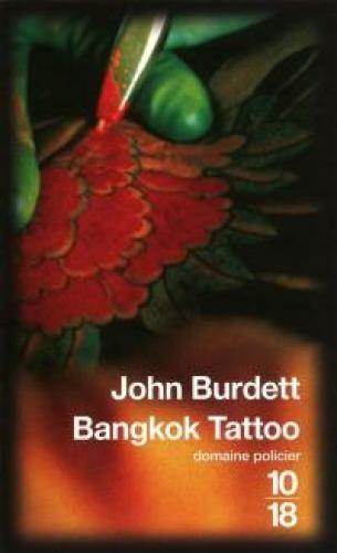 Couverture Bangkok Tattoo