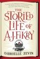 Couverture L'histoire épatante de m. Fikry et autres trésors / La librairie de l'île Editions Algonquin 2014