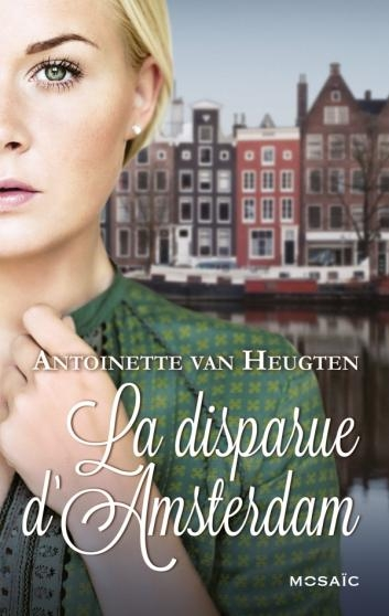 Couverture La disparue d'Amsterdam