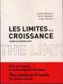 Couverture Les limites à la croissance (dans un monde fini) Editions Rue de l'échiquier 2012