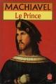 Couverture Le prince Editions Le Livre de Poche 1985