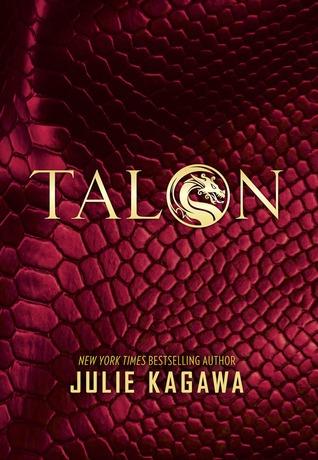 Couverture Talon, book 1