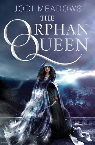 Couverture The Orphan Queen, book 1