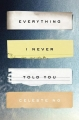 Couverture Tout ce qu'on ne s'est jamais dit Editions Penguin Books 2014