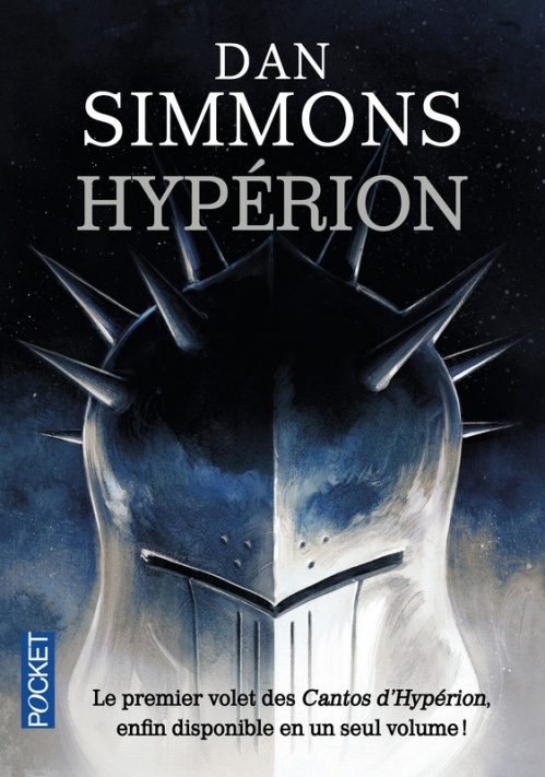 Couverture Cantos d'Hypérion, intégrale, tome 1 : Hypérion