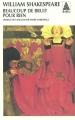 Couverture Beaucoup de bruit pour rien Editions Babel 2003