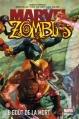 Couverture Marvel Zombies (4 tomes), tome 2 : Le goût de la mort Editions Panini (Marvel Deluxe) 2012