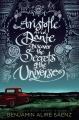 Couverture Aristote et Dante découvrent les secrets de l'univers Editions Simon & Schuster 2012