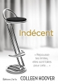 Couverture Slammed, tome 1 : Indécent Editions J'ai Lu 2014