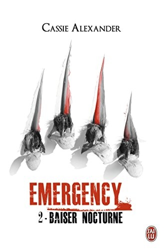 Couverture Emergency, tome 2 : Baiser nocturne